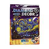 Набор для творчества «Diamond Decor: Звёздная ночь», DD-01-06, отзывы