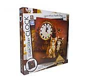 "Набор для творчества ""Embroidery clock"", ""Котята"", EC-01-03, отзывы"
