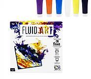 """Набор для творчества """"Fluid art"""" №1, FA-01-01, купить"""