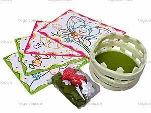 Набор для шитья «Клубничное настроение», VT2401-0910, купить