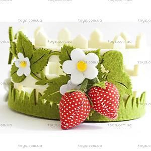 Набор для шитья «Клубничное настроение», VT2401-0910, магазин игрушек