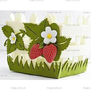 Набор для шитья «Клубничное настроение», VT2401-0910, доставка