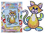 Набор для творчества «Кошка», 0718-KSG, купить