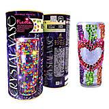 Набор для творчества «Кристальная ваза», CV-01-01, купить