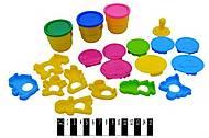 Набор для творчества, лепка из пластилина, 9097ABC, фото