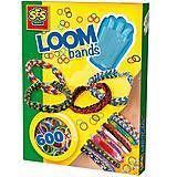 Набор для творчества «Модные резиночки Loom», 14112S