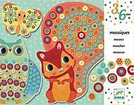 Набор для творчества - мозаика «Белочка», DJ08897, фото