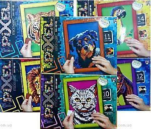 Набор для творчества «Мягкая мозаика Пиксель», РМ-01