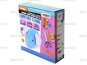 Набор для шитья «Мышка Норушка», і-10, фото