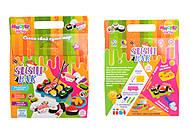Набор для творчества «Мистер тесто- Sushi bar», 71207, отзывы