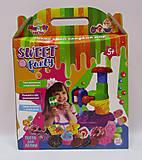 Набор для творчества «Мистер тесто. Sweet party», 71205, фото