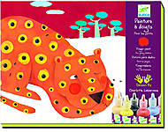 Набор для творчества «Пальчиковые краски», DJ08901