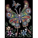 Набор для творчества пайетками «Бабочка», SA1209, отзывы