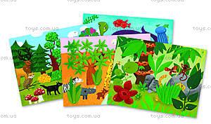 Набор для творчества «Передвигающиеся животные», DJ08970, детские игрушки