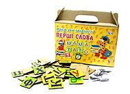 Набор для творчества: Первые Слова, RI04081601, детские игрушки
