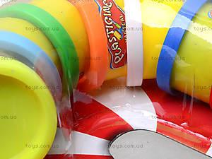 Набор для детского творчества «Пластилин», 9186, фото