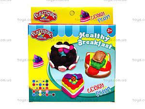 Набор для лепки «Завтрак», 9169, игрушки