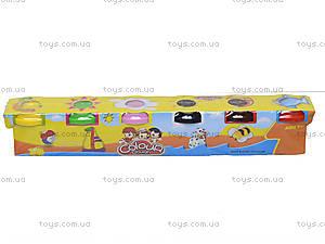Набор для творчества - пластилин для лепки, 6603-6, цена