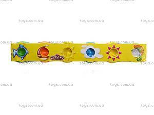Набор для творчества - пластилин для лепки, 6603-6, детские игрушки
