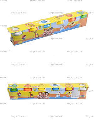 Набор для творчества - пластилин для лепки, 6603-6
