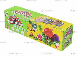 Детский набор для творчества, пластилин, 1217A, купить