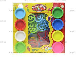 Детский набор пластилина для творчества, 9141, купить