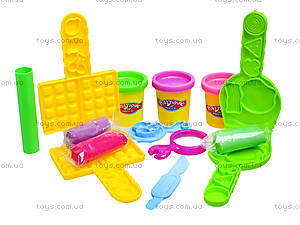 Игровой набор пластилина «Кондитерская», 9147, купить