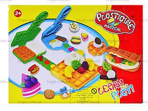 Игровой набор пластилина «Кондитерская», 9147, фото