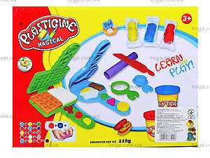Игровой набор пластилина «Кондитерская», 9147, игрушки
