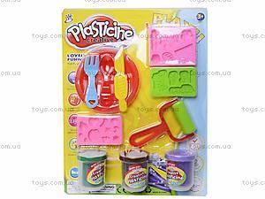 Детский набор для лепки из пластилина, 1203M