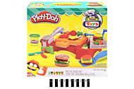 Набор для творчества (пластилин) «Барбекю для пикника», PD8608, интернет магазин22 игрушки Украина