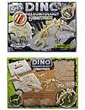 Набор для раскопок Dino Paleontology,