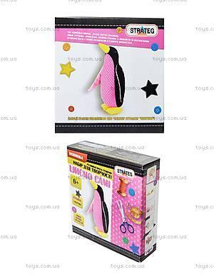 Набор для шитья «Пингвин», і-07