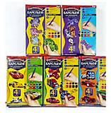 Набор для творчества «Расписной гипсовый барельеф» для детей, РГБ-02, купить