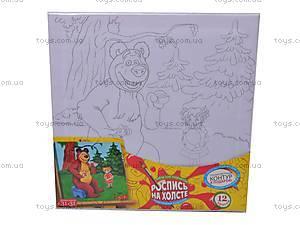 Набор для творчества «Роспись на холсте», , toys.com.ua