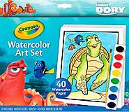 Набор для творчества с красками В поисках Дори (8 цветов), Crayola (176612), 04-6892, отзывы