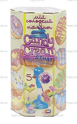 Набор для творчества «Сandy Cream: Донат», 75007