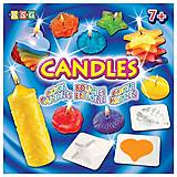 Набор для творчества «Sequin Art Wax candle kit», SA1512, фото
