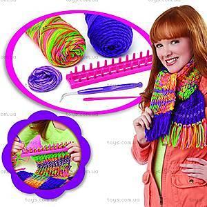 Набор для вязания «Модный шарфик», 17121, купить
