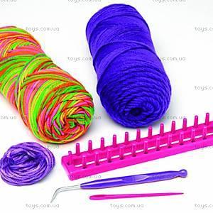 Набор для вязания «Модный шарфик», 17121, фото