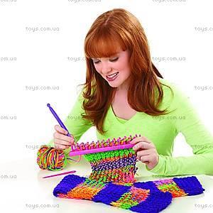 Набор для вязания «Модный шарфик», 17121, отзывы