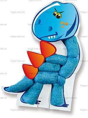 Набор для творчества «Динозавры» серии «Забавная кукуруза», 24953S, купить