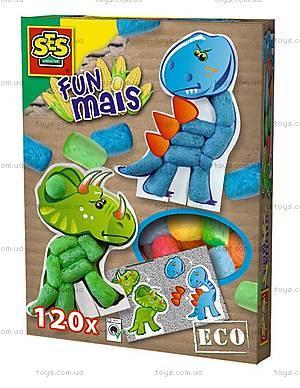 Набор для творчества «Динозавры» серии «Забавная кукуруза», 24953S