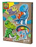 Набор для творчества «Динозавры» серии «Забавная кукуруза», 24953S, отзывы