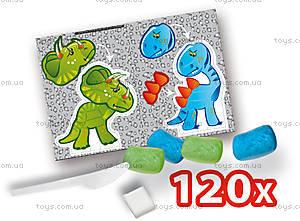 Набор для творчества «Динозавры» серии «Забавная кукуруза», 24953S, цена