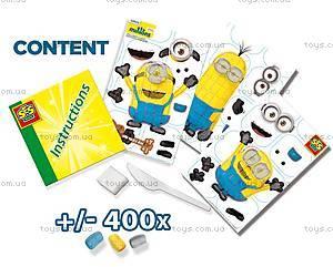 Набор для творчества «Миньоны» серии «Забавная кукуруза», 24996S, фото