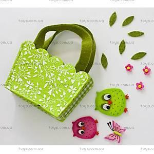 Набор для творчества «Совы», VT2401-12, toys.com.ua