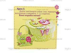 Набор для творчества «Совы», VT2401-12, фото