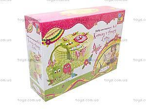 Набор для творчества «Совы», VT2401-12, детские игрушки