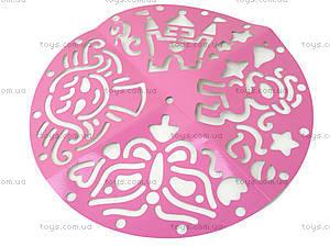 Набор для творчества «Трафареты для девочек», 2144, игрушки